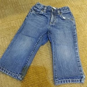 Old Navy jeans 18-24mos EUC